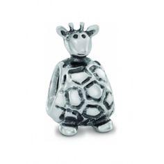 Le roi lion - Perle argent girafe - Pandora - 29€