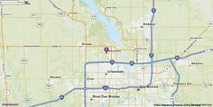 Johnston, IA Map | MapQuest