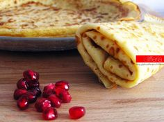 Pastella base per crepes