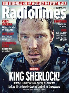 The League of British Artists: Benedict Cumberbatch talks shirtless Shakespeare i...