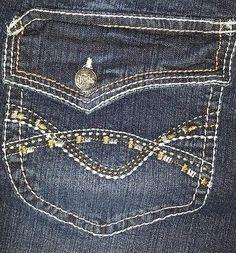 New blue jeans blue denim Jade Bootcut Stretch Denim Womens sz Size 24 plus