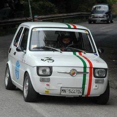 """Wasn't he in """"Cars""""?...    Fiat126"""
