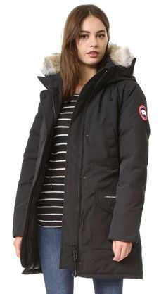 canada goose rossclair parka fusion