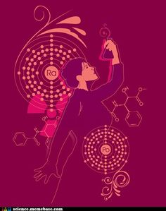 the beauty in science, shown by Marie Curie(: