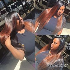 TRADITIONAL installCUSTOM  COLOR@sheshappyhair Who's NEXT?
