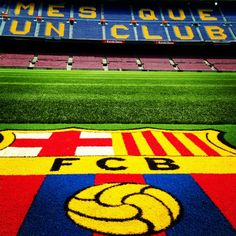 Camp Nou soccer stadium has been the home of Futbol Club Barcelona since 1957. The Camp Nou holds 99,354 people, which makes it the largest stadium in Europe.