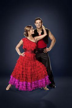 Strictly Come Dancing Harry Judd & Aliona Vilani Strictly Dancers, Strictly Come Dancing, Strapless Dress Formal, Formal Dresses, Celebrity Couples, Dance Dresses, Gowns, Fashion, Dresses For Formal