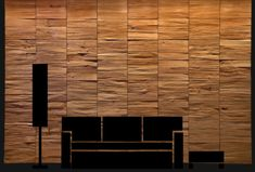 Wood Panels To Decorate Your Walls | DigsDigs