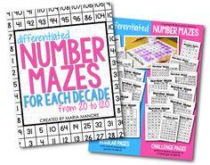 Mastering Numbers in the Teens and Twenties - Kinder Craze