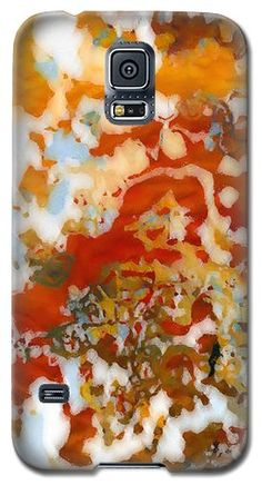 Christian Art- The Evidence Of Our Thoughts. Romans 8 5 Galaxy S5 Case