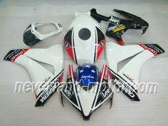 Honda CBR 1000RR 2008-2009 ABS Verkleidung - Lee #cbr1000rrverkleidung09 #hondacbr1000rrverkleidung