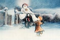 THE Snowman will be screened on Channel 4 tonight (Tuesday, December The festive favourite is based on Raymond Briggs' tale about a small boy whose snowman comes to life. Christmas Eve Box, Father Christmas, Kids Christmas, Vintage Christmas, Snowman And The Snowdog, Snowman Cartoon, Raymond Briggs, Image Fruit, Image Halloween