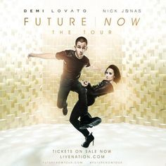 Demi Lovato&Nick Jonas✨