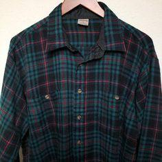 6e734587c76571 90s vintage flannel men s XL