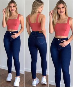 Swag Outfits For Girls, Girl Outfits, Superenge Jeans, Skinny Jeans, Nicki Minaj, Couple Goals, Hollywood, Clothes For Women, Sexy