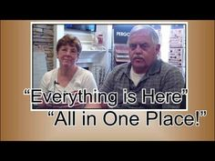 """Tom and Dorothy needed a new Kitchen...""""desperately"""" Her words not ours. See exactly what see meant watch the video here. #kitchen #remodel #yourhomecenter www.yourhomecenter.net"""