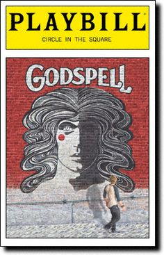 Godspell - This makes me smile because it takes me right back to being a teenager and seeing David Essex and Jeremy Irons in the London production of Godspell. Fantastic!