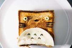 Totoro Jalapeño Grilled Cheese Recipe