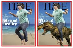 Oculus founder Palmer Luckey lands 'Time' cover, sparks Internet meme melee