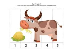 cheznounoucricri - Page 4 Preschool Classroom, Preschool Activities, Kindergarten, Baby Sensory Play, Number Puzzles, Busy Bags, My Little Baby, Interactive Notebooks, Puzzle Pieces