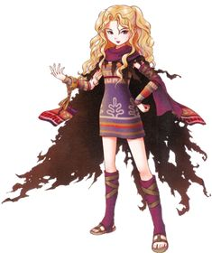 Harvest Moon Witch Princess...I want to be her for Halloween!!!