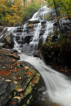Issaqueena Falls, SC | by Mark VanDyke Photography