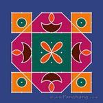 This page provides Dot Rangoli Designs and Patterns for Hindu festivals. In Tamil Nadu Rangoli is known as Kolam, Mandana in Rajasthan, Chowk Purna in Northern India, Alpana in West Bengal, Aripana in Bihar and Muggu in Andhra Pradesh. Indian Rangoli Designs, Rangoli Designs Flower, Small Rangoli Design, Rangoli Designs With Dots, Rangoli Designs Images, Flower Rangoli, Rangoli With Dots, Beautiful Rangoli Designs, Simple Rangoli