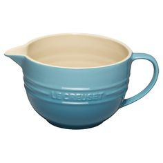 Le Creuset Handled 2-Quart Batter Bowl