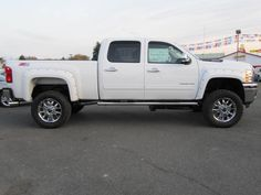 2012 Chevy Silverado 2500HD Diesel Rocky Ridge Conversion Truck.