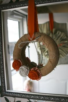 Vintage Chic Home: Autumn is blooming!