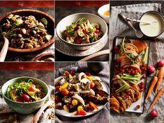 Resep 'Proe nes Ouma s'n'-karringmelkbeskuit Kung Pao Chicken, Salad Recipes, Recipies, Pasta, Ethnic Recipes, Kos, Dressings, Salads, Dinner