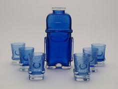 Finland, Design Art, Scandinavian, Glass Art, Water Bottle, Album, Angel, Vintage, Big