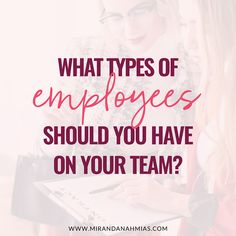 Hiring people for your growing business can be overwhelming. Get the details on the types of employees you can hire to help grow your business. Business Advice, Career Advice, Online Business, Growing Business, Starting A Business, Paid Time Off, Quickbooks Online, What Type, Finance Blog
