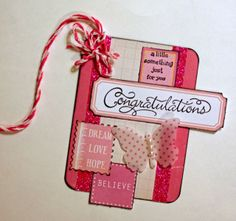 Daily Life - Bits & Pieces: Gift Tag - inspired by the PL tag on the Grand Giveaway post