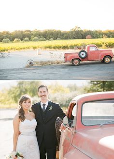 Vintage truck and scenic pond.  For more information about our company, please visit out website: www.afalimo.com