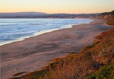 Manresa State Beach, Watsonville CA  Sigh, I am homesick for the place that's not my home anymore.