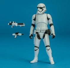 ICYMI: Star Wars Action Figure Stormtrooper Force Statue Accessories Last Jedi Doll Toy