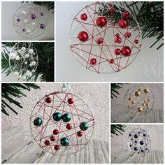 Vánoční dekorace na stromeček / Zboží prodejce Lelyla - materiál | Fler.cz