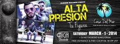 High Society: Alta Presión Album Release Party @ Casa del Mar, Camuy #sondeaquipr #highsociety #altapresion #casadelmar #camuy