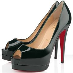 Christian Louboutin Cheap Women Altadama 140mm Toe Escarpins Vert Outlet UK.