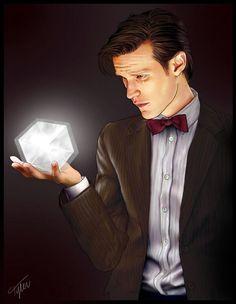 Matt Smith from Doctor Who