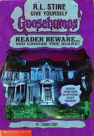 Goosebumps full collection 1 62 ebooks pdf books - Goosebumps werewolf in the living room ...