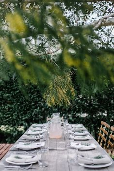 sydney, australia slow living workshop at the glen more house working with essentials and-- that branch. Outdoor Parties, Outdoor Entertaining, Backyard Parties, Garden Parties, Tabletop, Local Milk, Slow Living, Deco Table, Decoration Table