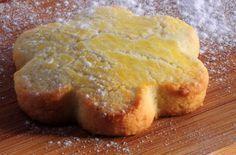 Biscuits aux Amandes, Citron et Fleur D'oranger.