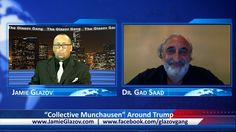 "The Glazov Gang-""Collective Munchausen"" Around Trump."