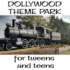 Dollywood Theme Park with Tweens and Teens