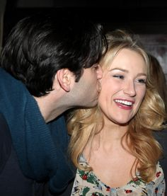 Colin Donnell & Betsy Wolfe