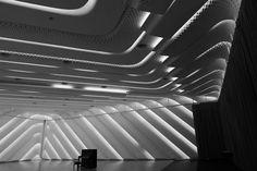 Guangzhou Opera by Zaha Hadid (Interior phase) | by PURE...