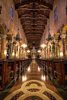 Saint Andrew Catholic Church Pasadena, CA, United States, by Frank Hsu