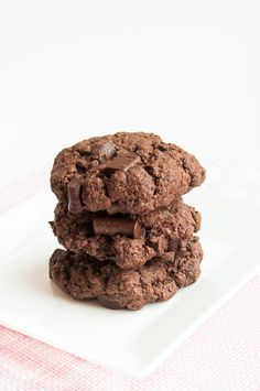 Vegan Family Recipes Original Creation | Vegan Double Chocolate Chunk Cookies + An Exclusive Interview with Vanessa.